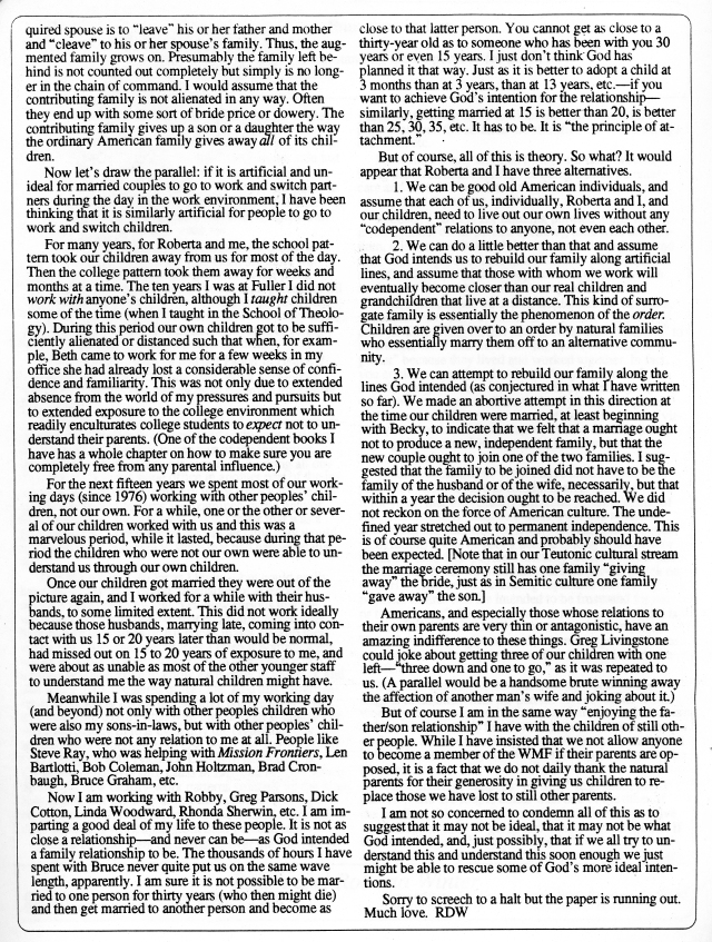 Letter From RDW re Marriage & Family p2.jpg