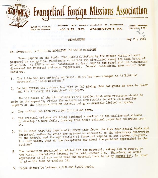 EFMA Information 5 25 1961 p1