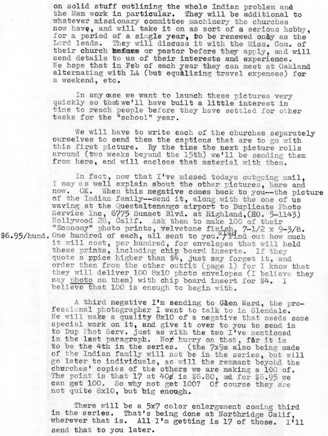 RDW Letter to Parents 9 4 1957 p2