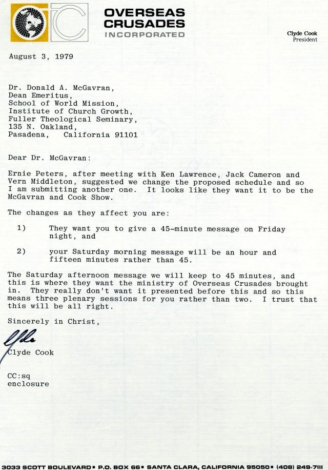 Canada Visit October 1979 p1