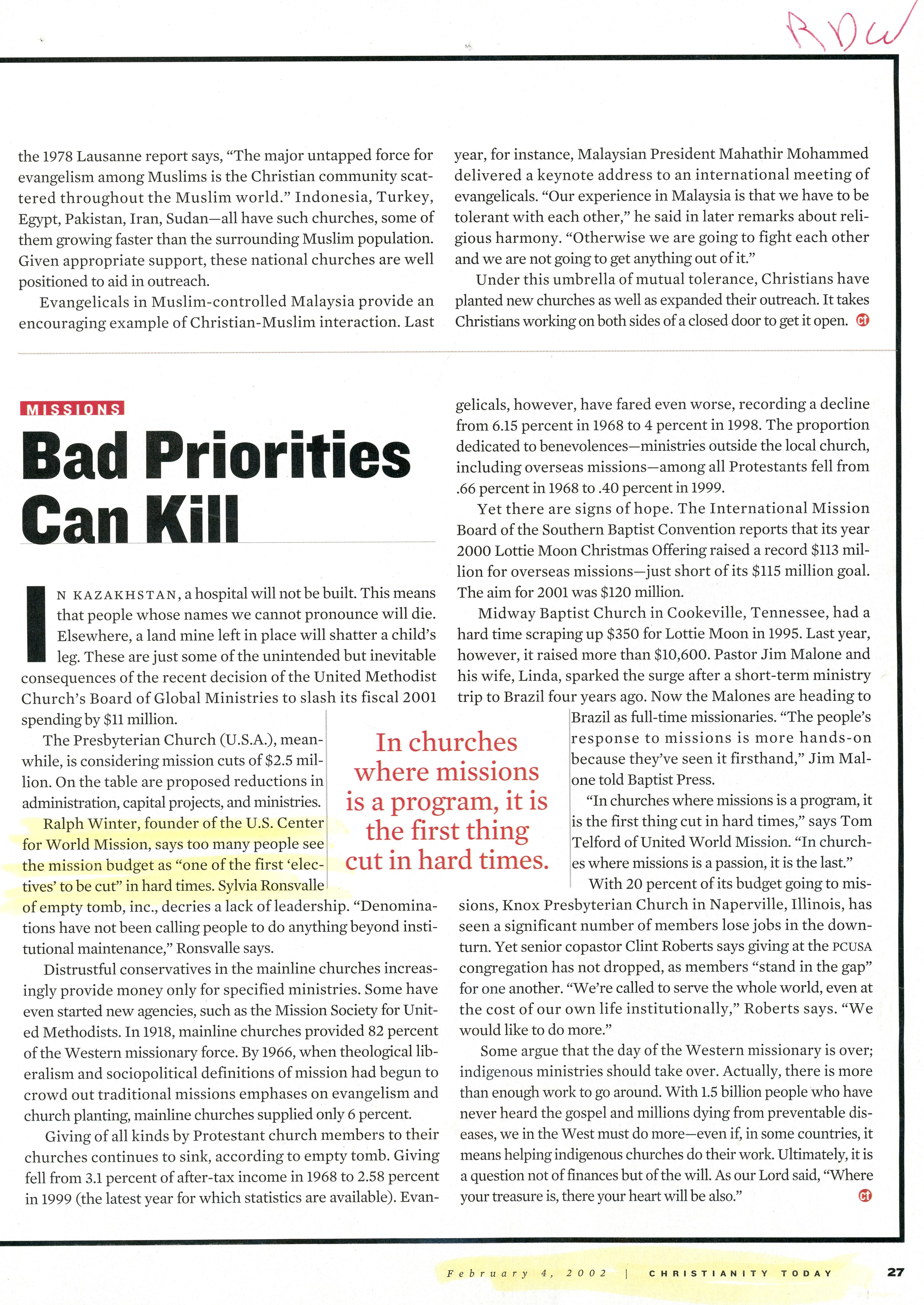 CT Article Feb 2002